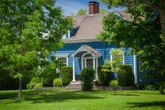 Une maison plus ancienne Photographie stock libre de droits