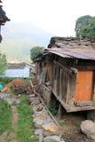 Une maison très vieille Image libre de droits