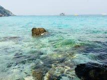 Une mer en Thaïlande ! Photos libres de droits