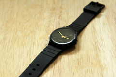 Une montre Photos stock