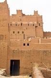 Une oasis au désert Images libres de droits