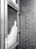 Une ombre Photo libre de droits