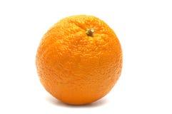 Une orange Photos stock
