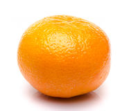 Une orange Photo stock