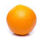 Une orange Image stock