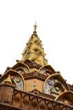Une pagoda en Wat Phra That Pha Sorn Kaew (temple sur un cliff en verre) photographie stock libre de droits