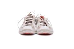 Une paire chaussures de course de toutes neuves Image libre de droits