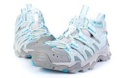 Une paire de chaussures courantes Photos libres de droits