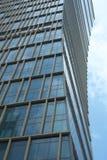Une partie d'architecture moderne d'opérations bancaires image libre de droits
