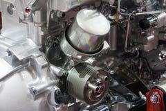Une partie d'engine de véhicule Image libre de droits