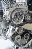 Une partie d'engine de véhicule Photo stock