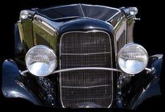Une partie d'une automobile 1932 de cru Photo stock