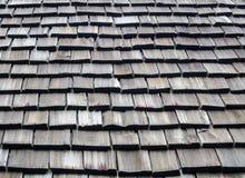 Une partie de bois de toit Photos libres de droits