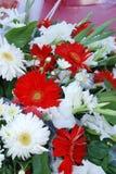 Une partie de bouquet nuptiale Images stock