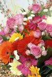 Une partie de bouquet nuptiale Photographie stock libre de droits
