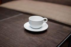Une partie de café Photos stock