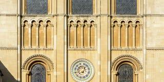 Une partie de cathédrale de Norwich photos libres de droits