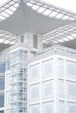 Une partie de centre d'exposition Image stock