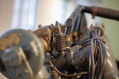 Une partie de moteur photographie stock libre de droits