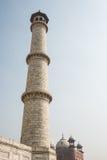Une partie de Taj Mahal Photos libres de droits