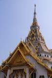 Une partie de temple de Sothonwararam Photos libres de droits