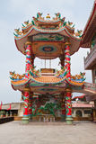 Une partie de tombeau beautyful de Chinois Photographie stock