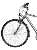 Une partie de vélo d'isolement (chemin de découpage) Images libres de droits