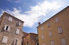 Vieux bâtiments photos libres de droits
