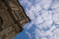 Une partie du palais de Dolmabahce Photo libre de droits