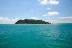 Une petite île Photographie stock