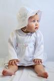 Une petite fille Photographie stock libre de droits