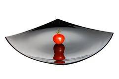 Une petite tomate Images libres de droits