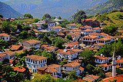 Une petite ville Photos libres de droits