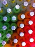 Une photo de regard-vers le bas des boissons Photos libres de droits