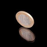 Une pièce de monnaie d'Ouro Images libres de droits