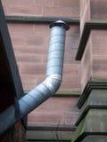 Une pile de cheminée Photo libre de droits