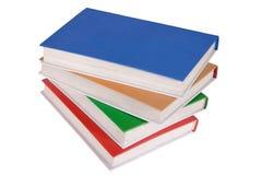 Une pile de livres Photographie stock libre de droits