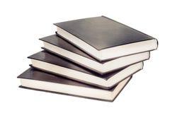 Une pile de livres photographie stock