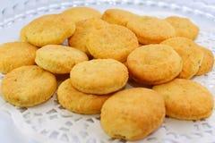 Biscuits Image libre de droits