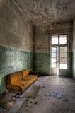 une place confortable pour? Photo libre de droits