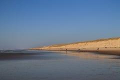 Une plage Image libre de droits