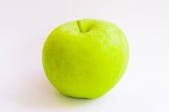 Une pomme verte Image stock