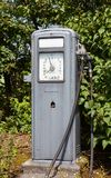 Une pompe à essence hors d'usage de Gilbarco images stock