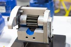 une pompe à piston pour l'équipement résistant image stock