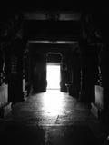 Une porte à Photographie stock libre de droits