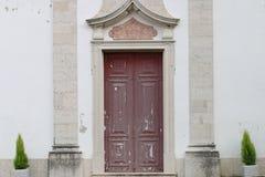 Une porte Photo libre de droits