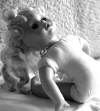 Une poupée fantasmagorique a été tuée 4. Photo libre de droits
