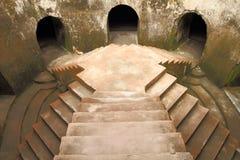 Une pousse de puits de Nguling Images stock