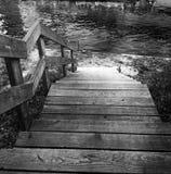 Une promenade à rappeler Photo stock