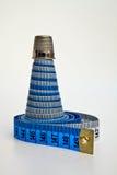 Une pyramide. Photographie stock libre de droits